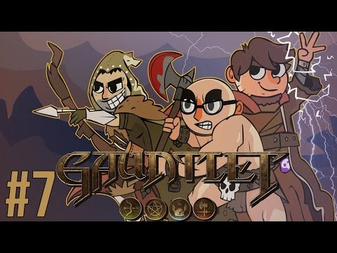 LETS PLAY GAUNTLET | EPISODE 7 | FEAT. NORTHERNLION AND DAN