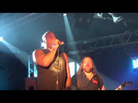 Sepultura live in Saint Petersburg, Russia 06.03.17