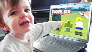IF ROBLOX WAS MADE BY BABIES