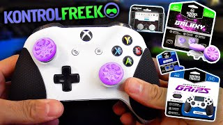 KontrolFreek UnboxingReview  Omni FPS Freek Galaxy Destiny 2 Ghost amp; Performance Grips