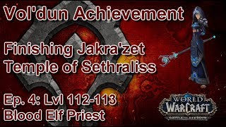 S05E04: Temple of Sethraliss (Horde Priest) - Battle for Azeroth Playthrough