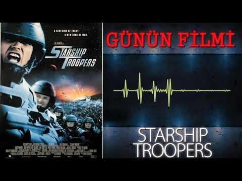 ''Starship Troopers'' - Günün BİLİM KURGU Filmi