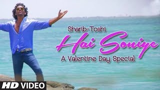 Teaser | Hai Soniye | French Kiss | Sharib Sabri & Toshi Sabri | Full Song Coming Soon