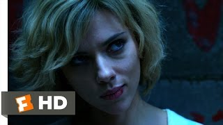 Lucy (1/10) Movie CLIP - Lucy Escapes (2014) HD