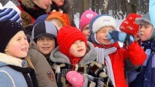Лесные уроки в начальной школе. С.А.Желонкина