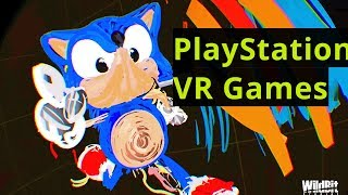 PlayStation VR Games 2018 THIS WEEK / PS4 PSVR Games 2018 🎮🎮
