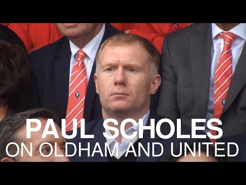 Paul Scholes On The Oldham Job & Manchester United's Big Away Games
