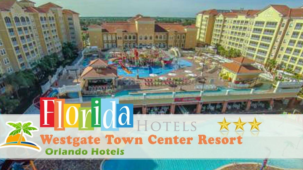 westgate town center resort orlando hotels florida