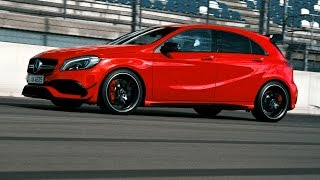 Highsnobiety x mercedes-amg a 45 4matic - mercedes-benz original