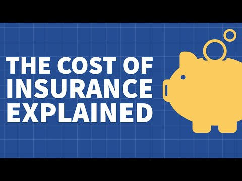 The Cost Of Insurance Explained
