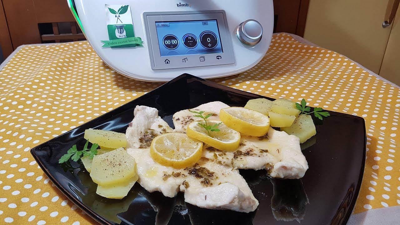 Pollo Al Limone Bimby Per Tm5 E Tm31 Youtube
