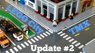 LEGO City Update #2 (June 2015) MOC by TMX