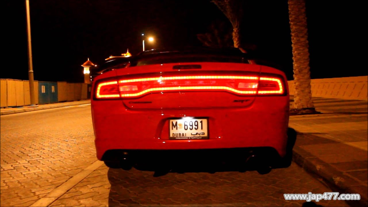 2014 Dodge Charger Srt8 Mopar Cat Back Exhaust Sound Youtube