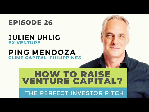 Ping Mendoza  Early stage invest Renewable energy Clime Capital   EX VENTURE NIGHT   Speaker Series