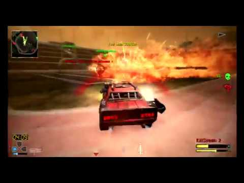 Twisted Metal PS3 Online High Skill 6/20/2018