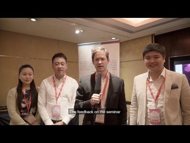 H.E.R Asia Summit 2018 - ZACD | Exhibitor's Interview