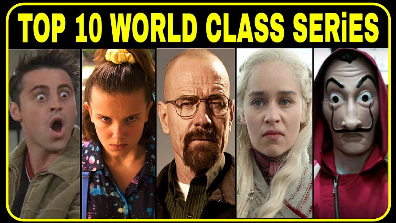 Download Top 10 Best TV/Web Series in World that are Emotions (Atleast 3 Seasons)