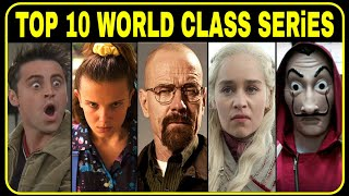 Top 10 Best TV/Web Series in World that are Emotions