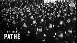 Russian News - Revolution Anniversary Parade  (1957)