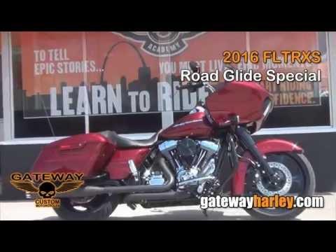 2016 Harley Davidson Road Glide Special St Charles Missouri
