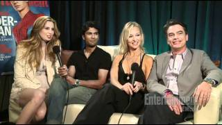 [Comic-Con 2011] Covert Affairs Interview