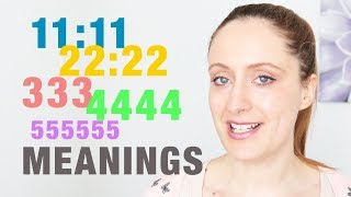 Seeing REPEATING NUMBERS? Here Are The Meanings Of Those Synchronicities!