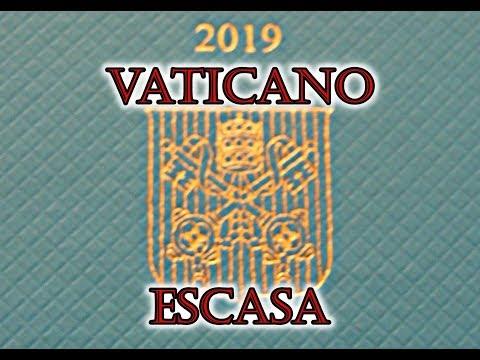 Novedad!! 2 Euros Conmemorativos Vaticano 2019