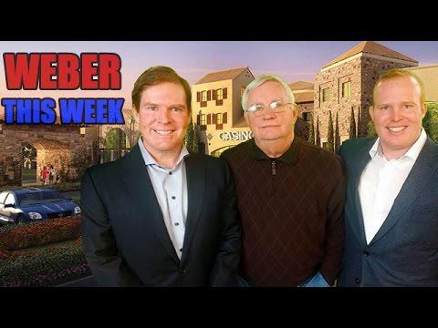 Tom Wilmot Jr. & Jimmy Wilmot in-studio .::. Weber This Week 2/22/16