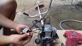 Hướng dẫn sửa máy cắt cỏ HONDA GX35
