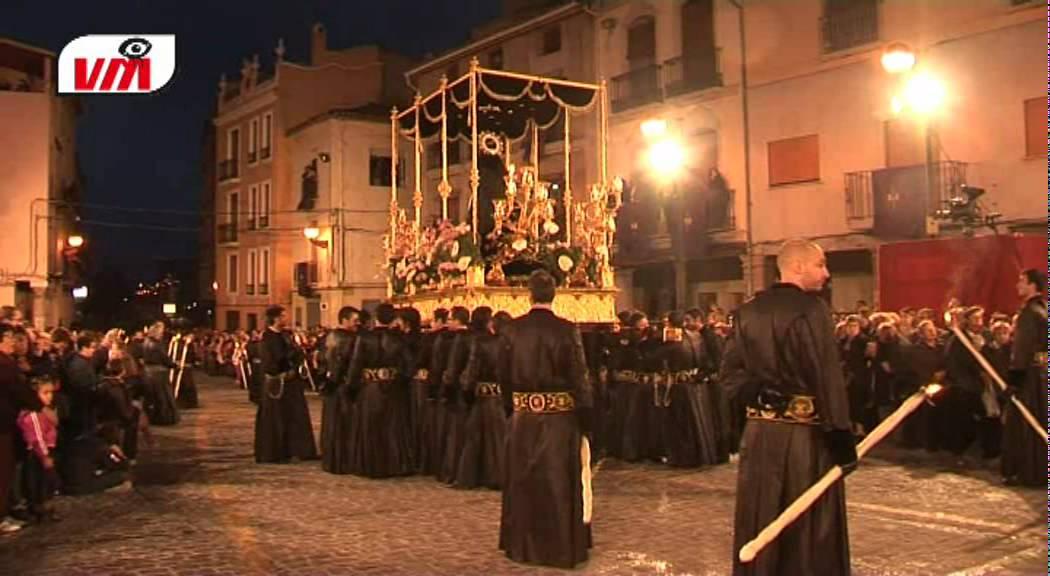 Procesion Encuentro Doloroso Semana Santa Saguntina 2012