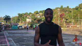 Nigel Byam All-Star Day Tryouts Grenada