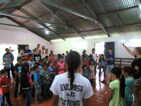Costa Rica 2014 Video (The Cove Church)