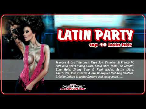 Latin Party - Top 40 Latin Hits (Compilation)