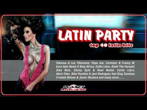 Latin Party - Top 40 Latin Hits (Compilation)