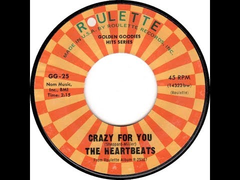 The HeartbeatsCrazy For You 1955 Doo Wop HD Quality