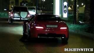 Supercars of Qatar - Mansory, Bugatti Veyron, S65, 458 Italia, F430 and more!