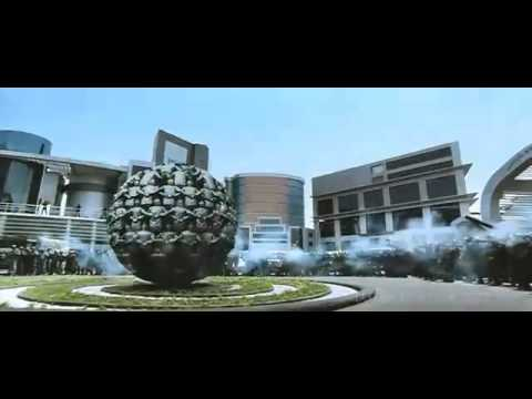 Best Bollywood Action Scene EVER. Endhiran (The Indian Terminator)