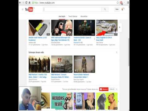 Youtube'dan nasıl video yüklenir (KAFAYI YEDİM!!!)