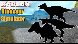 Official Peak Spinosaurus Remodel + White Walker Remodel + more!! | ROBLOX Dinosaur Simulator