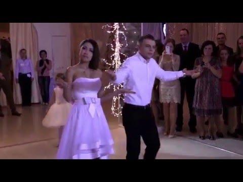 Видео, САМЫЙ ЛУЧШИЙ СВАДЕБНЫЙ ТАНЕЦ С СЮРПРИЗОМ 2016 ГОДА THE BEST WEDDING DANCE