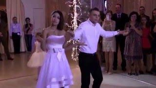 САМЫЙ ЛУЧШИЙ СВАДЕБНЫЙ ТАНЕЦ С СЮРПРИЗОМ 2016 ГОДА THE BEST WEDDING DANCE