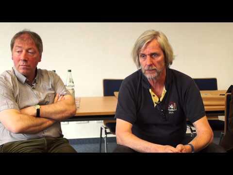 Arbeitsbedingungen von Seeleuten -  Jan Oltmans (Seemannsclub Duckdalben)