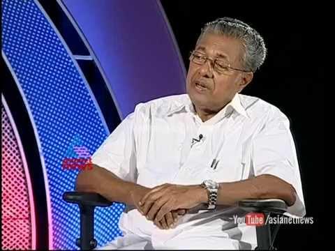 M G Radhakrishnan's interview with Pinarayi Vijayan:Part 1: 4th October 2014
