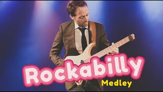 The Ultimate Rockabilly Guitar Medley