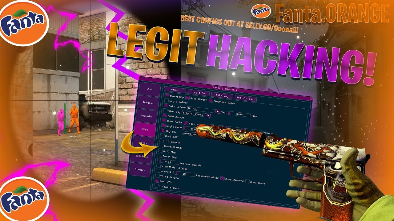 CS:GO Legit HACKING | FANTA CLUB (PRIVATE) BEST LEGIT CHEAT?!? | BEST CSGO  HACK!!//UNDETECTED HACK!!