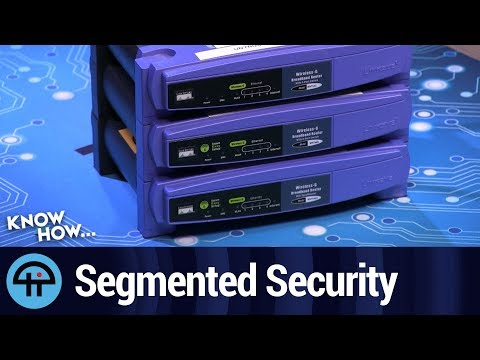 Segmented Router Security