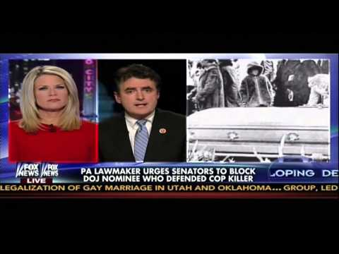 The Barrel of a Gun - Highlights on The Kelly File for U.S. Senate debate