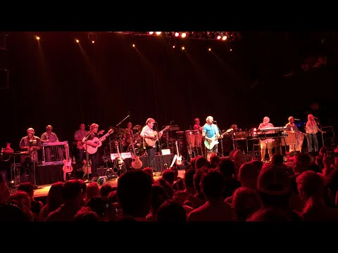 Jimmy Buffett House Of Blues Boston- D Tours #18 8/11/16