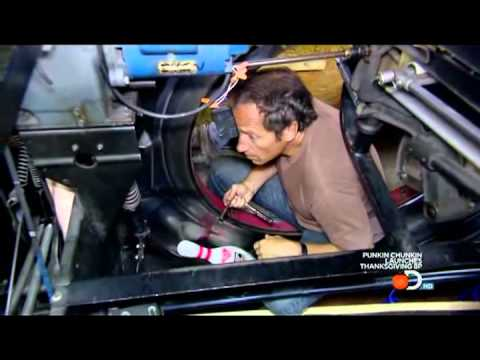 Dirty Jobs with Mike Row - pinsetter mechanic