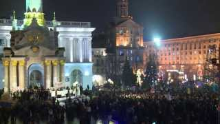 Ukraine: Kiev protesters demand Ukraine
